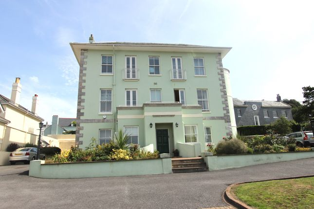 Thumbnail Flat to rent in Mansion House, Stonehouse, Plymouth
