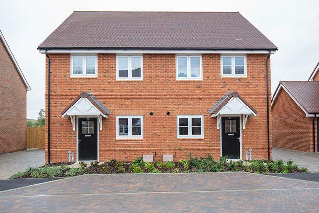 Semi-detached house for sale in Marjoram Avenue, Cranleigh