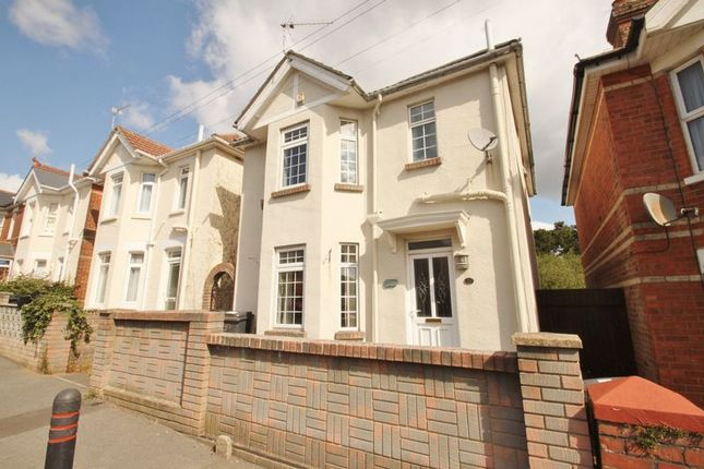 Thumbnail Detached House To Rent In Green Road Winton Bournemouth