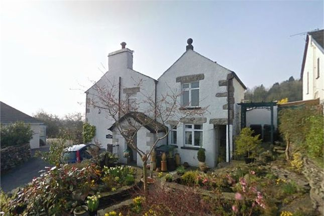 Thumbnail Detached house for sale in Back Road, Lindale, Grange-Over-Sands, Cumbria