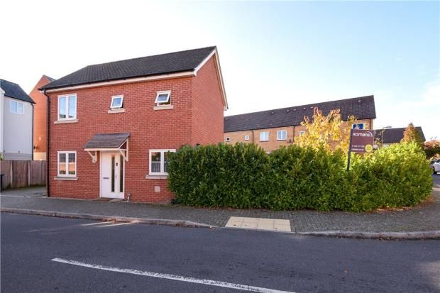 Thumbnail Detached house for sale in Basswood Drive, Basingstoke, Hampshire