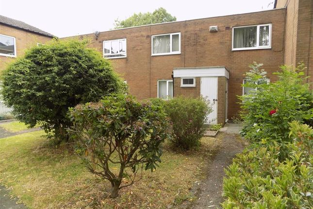 Outside of Southdown Close, Heaton Norris, Stockport SK4