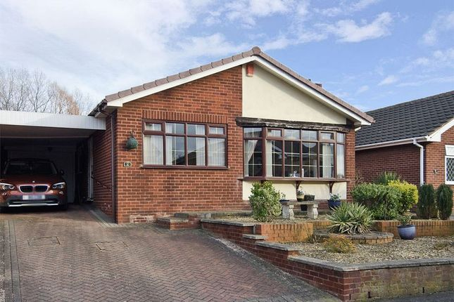 Thumbnail Detached bungalow for sale in Vigo Terrace, Walsall Wood, Walsall