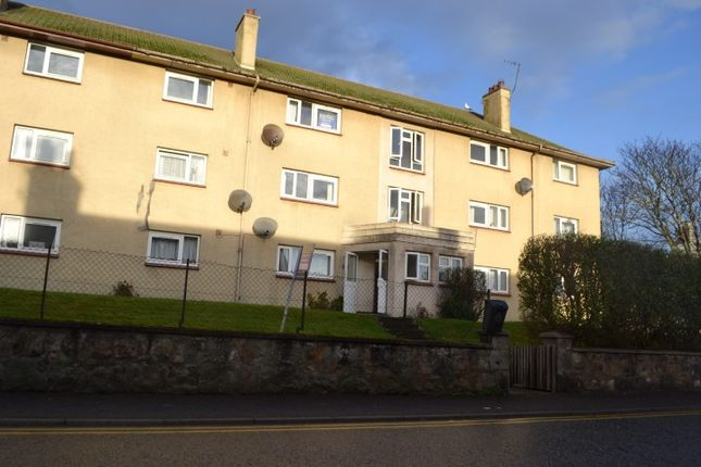 Thumbnail Flat to rent in Flat 6, 64 Clifton Road, Lossiemouth