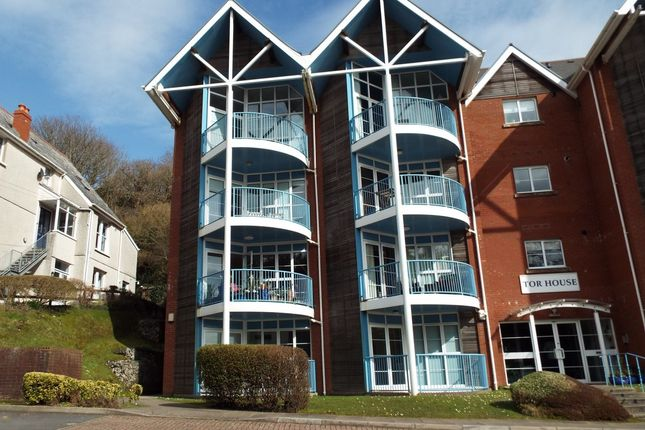 Thumbnail Flat for sale in Tor House, Rotherslade Road, Langland