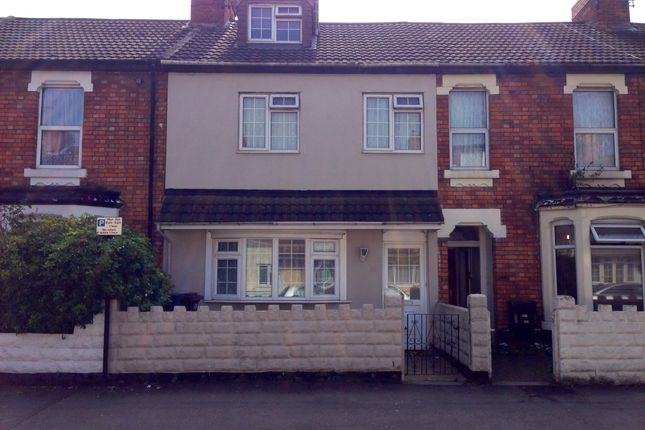 Thumbnail Terraced house to rent in Broad Street, Swindon