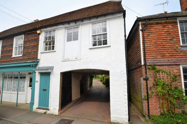 Thumbnail 1 bed maisonette for sale in West Street, Harrietsham, Maidstone