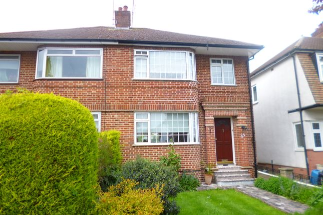 3 bed semi-detached house to rent in Brooklands Gardens, Potters Bar