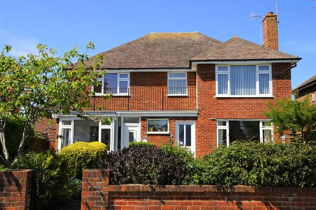 Thumbnail Flat for sale in Alinora Crescent, Goring-By-Sea, Worthing