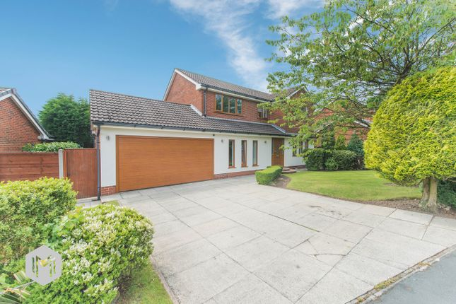 Thumbnail Detached house for sale in Brinksway, Lostock, Bolton
