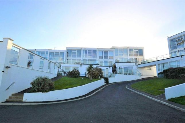 Flat for sale in Fistral Court, Pentire Avenue, Newquay, Cornwall