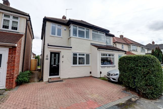 Semi-detached house for sale in Calbourne Avenue, Hornchurch