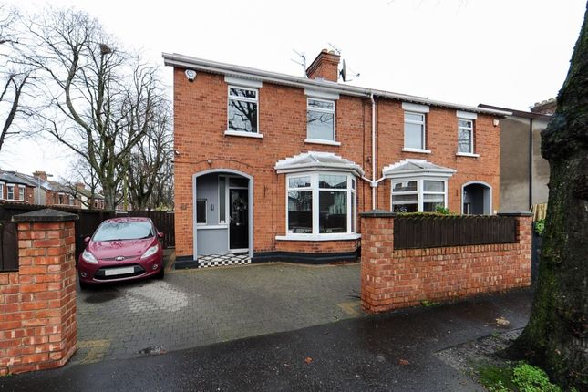 Thumbnail Semi-detached house for sale in Bloomfield Road, Belfast