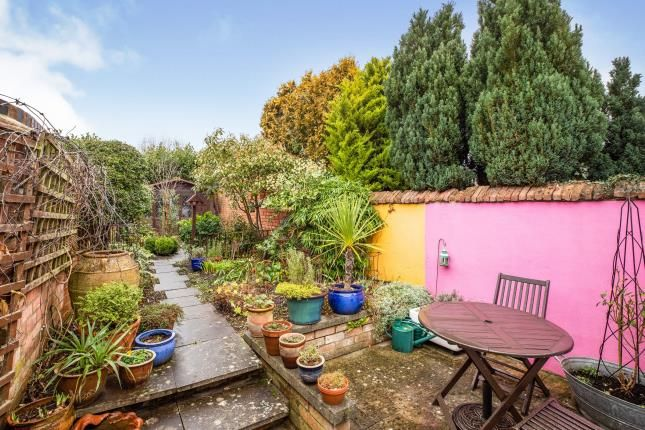 Rear Garden of Main Street, Tiddington, Stratford-Upon-Avon, Warwickshire CV37