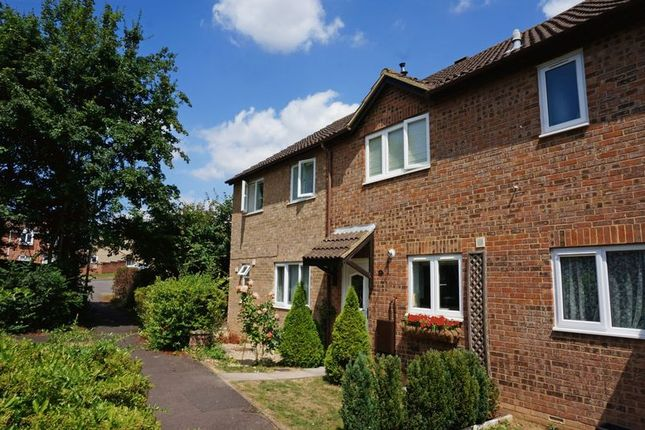 Thumbnail Terraced house for sale in Barle Close, Taunton