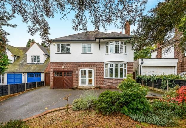 Thumbnail Detached house for sale in Old Penkridge Road, Cannock, Staffordshire