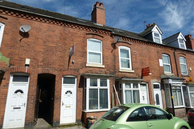 Thumbnail Terraced house to rent in George Road, Selly Oak, Birmingham