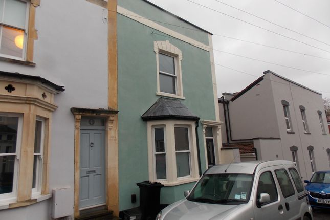 Thumbnail Terraced house to rent in Merrywood Close, Bristol