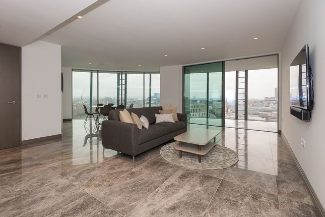 Thumbnail Flat to rent in One Blackfriars Road, City