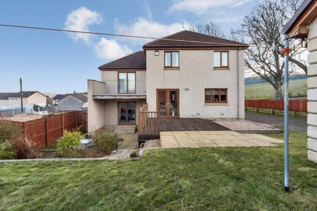 Thumbnail Detached house for sale in Springhill Road, Douglas, Lanark, South Lanarkshire