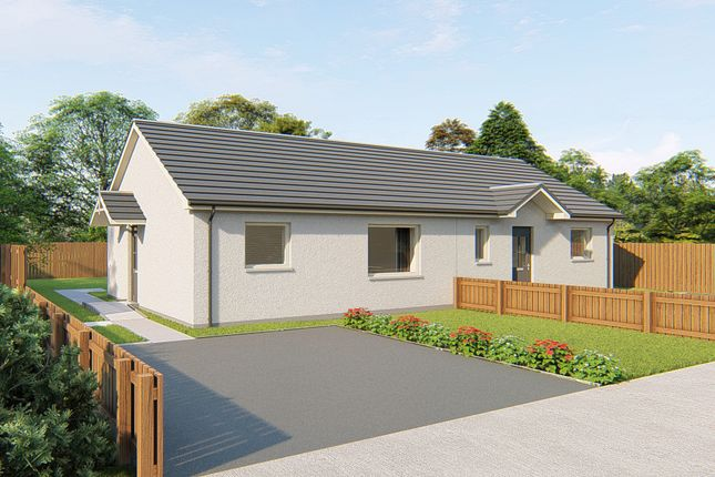 Thumbnail Bungalow for sale in Corsmanhill Drive, Inverurie