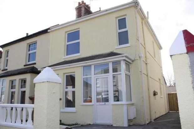 Thumbnail Semi-detached house to rent in West Down Road, Plymouth