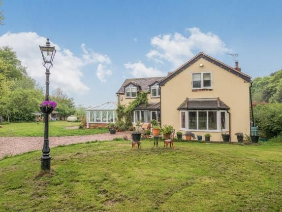 Thumbnail Detached house for sale in Parsons Brake, Hanbury, Burton-On-Trent, Staffordshire