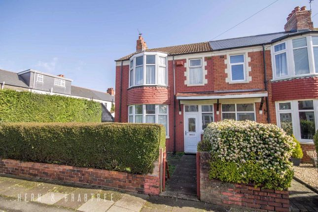 Thumbnail End terrace house for sale in Birchfield Crescent, Victoria Park, Cardiff