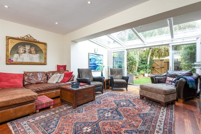 Thumbnail Terraced house to rent in Kingfisher Drive, Ham, Richmond