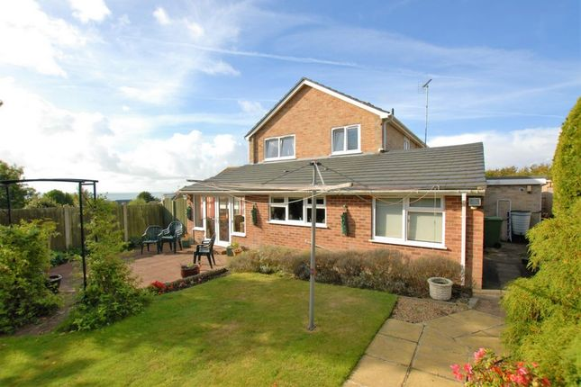 Thumbnail Detached house for sale in Blackhouse Rise, Hythe