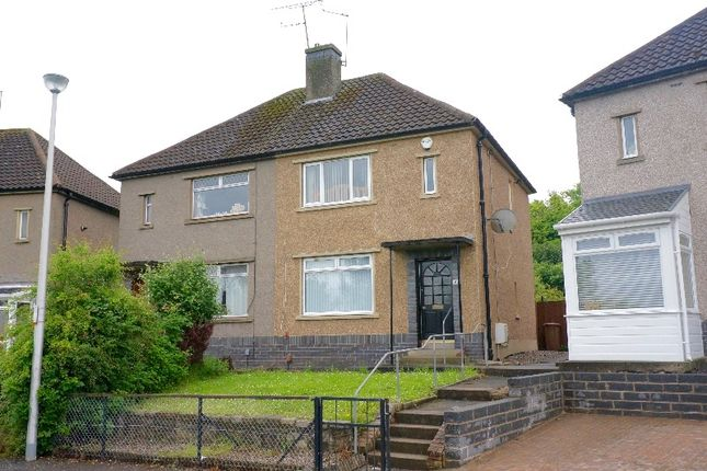 Thumbnail Semi-detached house to rent in Wester Drylaw Place, Drylaw, Edinburgh