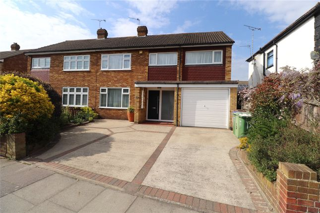 Thumbnail Semi-detached house for sale in Erith Road, Upper Belvedere, Kent