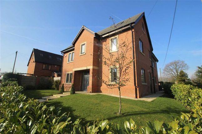 Thumbnail Detached house for sale in Woodplumpton Road, Woodplumpton, Preston
