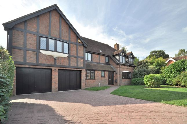 Thumbnail Detached house for sale in Farrington Place, Chislehurst, Kent