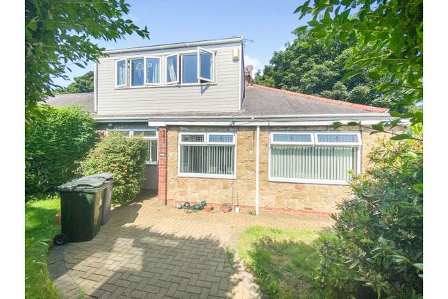 Thumbnail Semi-detached bungalow for sale in Burnside, Whitley Bay