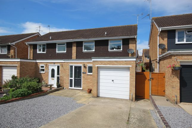 Thumbnail Semi-detached house for sale in Springfield, Tewkesbury, Gloucestershire