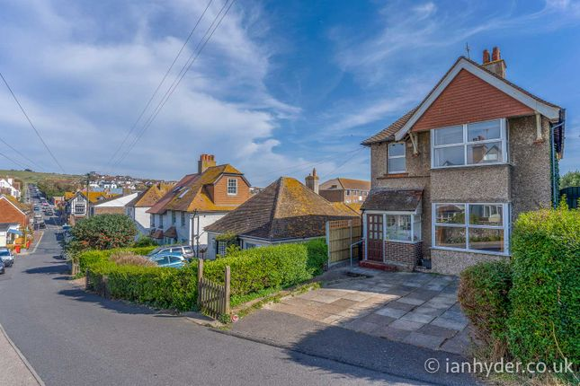 Thumbnail Detached house for sale in Nevill Road, Rottingdean, Brighton