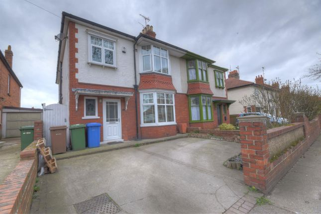 Thumbnail Semi-detached house for sale in Cardigan Road, Bridlington