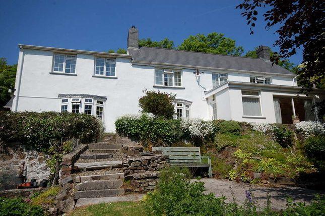Thumbnail Detached house for sale in Stepaside, Stepaside, Stepaside, Pembrokeshire