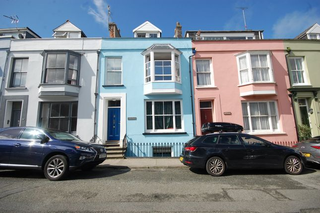 Thumbnail Terraced house for sale in Picton Road, Tenby