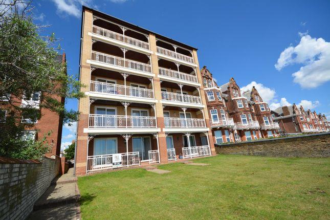 Thumbnail Flat for sale in Elizabeth Court, Kirkley Cliff Road, Lowestoft