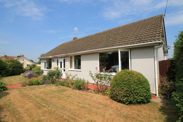 Thumbnail Detached bungalow for sale in Claverham Road, Yatton, North Somerset