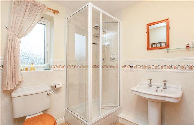 Shower Room of Flag Lane, Heath Charnock, Chorley PR6