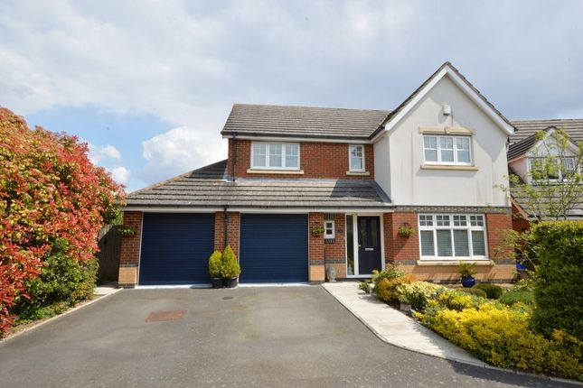 4 bed detached house for sale in Charles Babbage Close, Chessington, Surrey. KT9