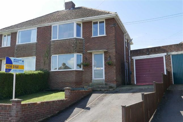 3 bed semi-detached house for sale in The Crescent, Summerhayes, Cam
