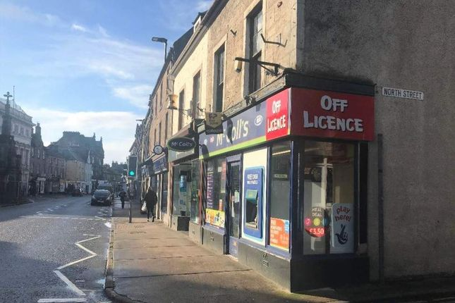 Thumbnail Retail premises for sale in Forres, Grampian