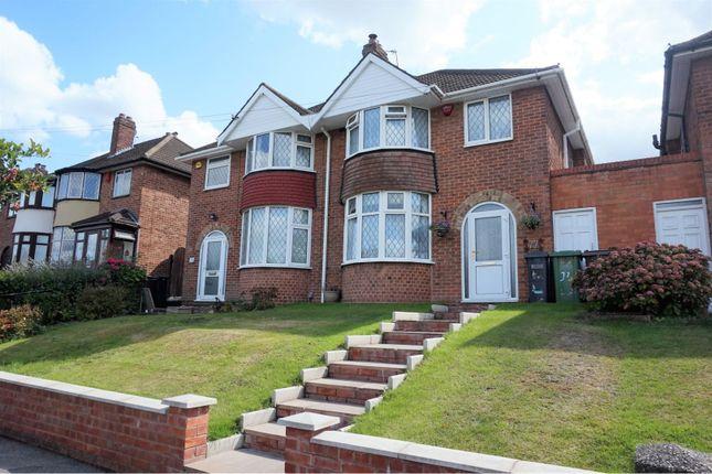 Semi-detached house in  Berkeley Road  Solihull  Birmingham