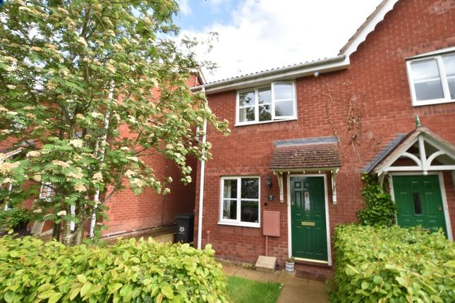 Thumbnail Terraced house to rent in Bowood Lane, Worcester