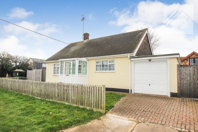 Thumbnail Bungalow for sale in Point Road, Canvey Island