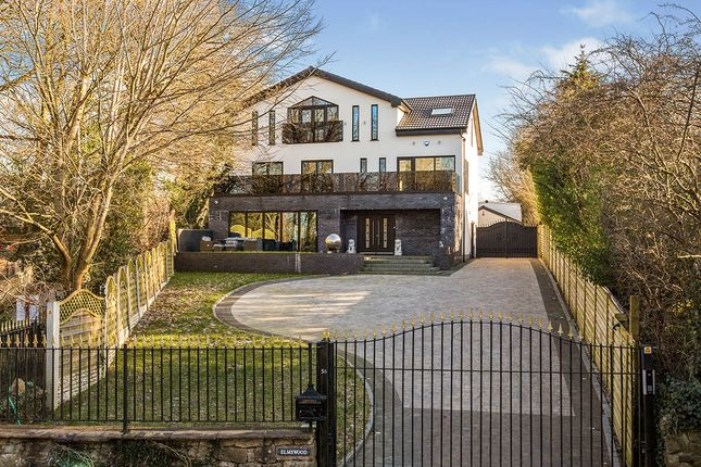 Thumbnail Detached house for sale in Fulwood Row, Fulwood, Preston, Lancashire